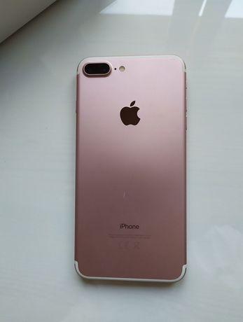 Iphone 7plus+ 32gb rose gold