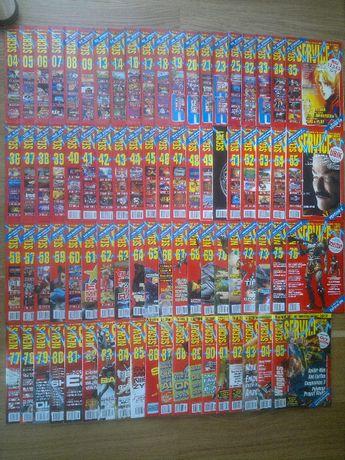 Secret Service - czasopismo o grach komputerowych 79 sztuk.