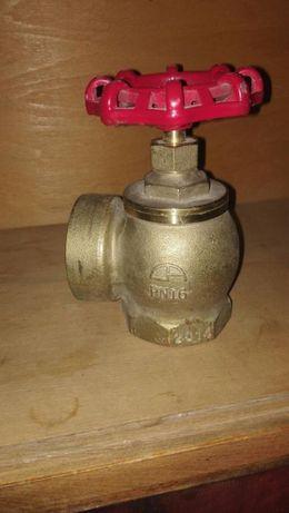 Клапан AVH Chang Der угловой латунный 90° (муфта-муфта)