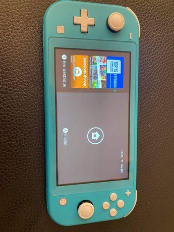Nintendo switch como nova c/garantia