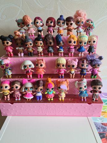 Коллекция кукол lol подиум оригинал