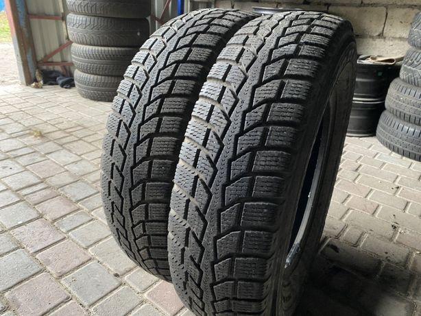 зима цешка 205\80\R16C 6,5мм Nokian 2шт шины шини С