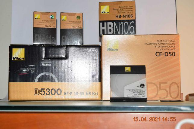 Nikon D5300 - Kit
