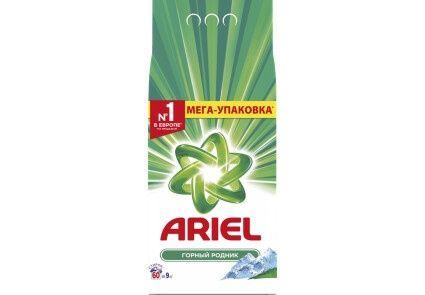 Пральний порошок ARIEL 9кг
