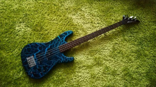 Gitara Basowa Aria Pro II XRB-series electrics.