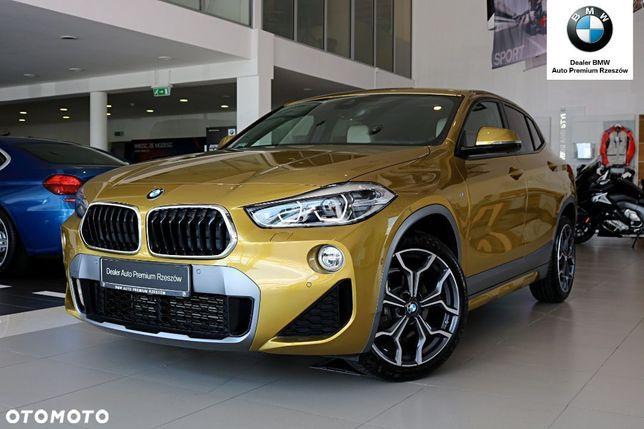 BMW X2 X2 sDrive18d~Pakiet M Sport X ~ Nawigacja ~ Reflektory LED...