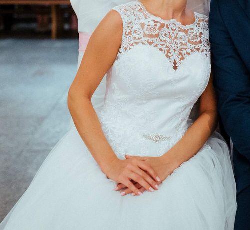Suknia ślubna OLIMPIA