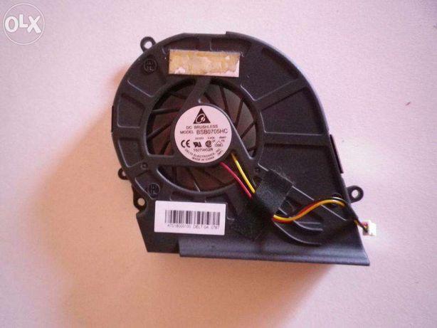 Ventoinha (fan) para portátil Toshiba A200