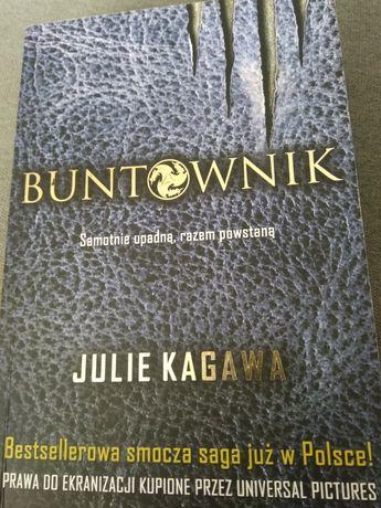 Buntownik Julie Kagawa druga część smoczej sagi już w Polsce Collins H