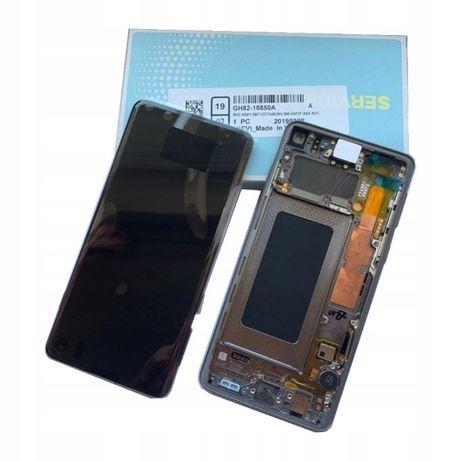 Nowy Oryginalny Wyświetlacz Samsung Galaxy S10 / S10 Plus + wymiana