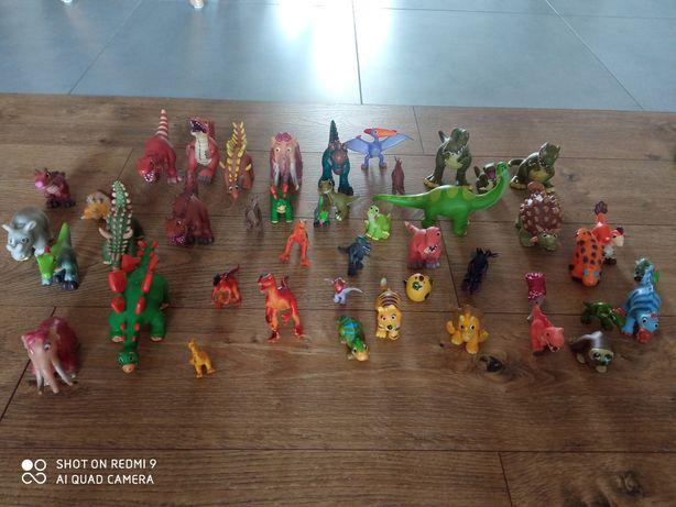 Dinozaury różnego rodzaju