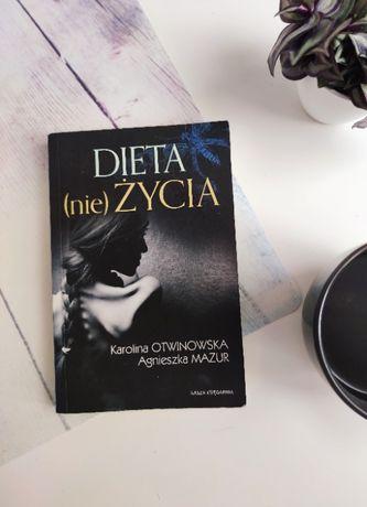"""""""Dieta (nie)życia"""" A. Mazur (dietetyka, żywienie)"""