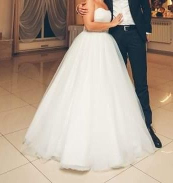 Sprzedam sukienkę ślubna !