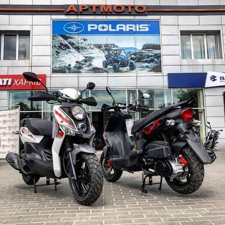 Ожидается Новый скутер от Тайваньской компании SYM модель CROX 150R