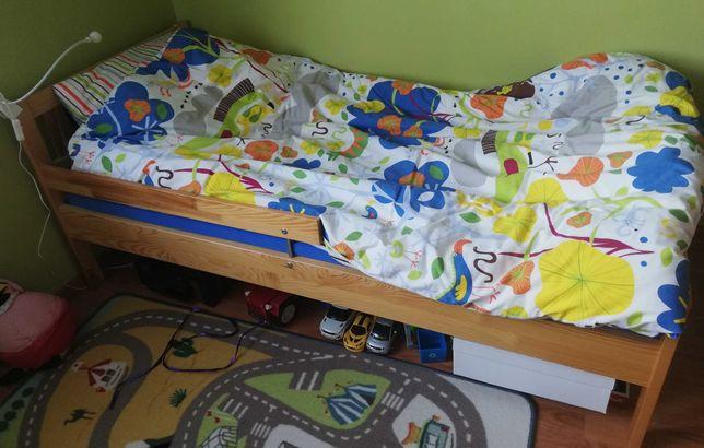 Łóżeczko dziecięce IKEA KRITTER 160x70