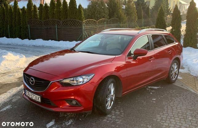 Mazda 6 Niski przebieg, Pierwszy właściciel, Kupiony w polskim salonie Mazdy