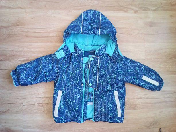 Chlopieca kurtka narciarska, zimowa Koko&Kiki 92 + gratisy