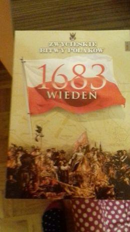 Wiedeń 1683 Książka