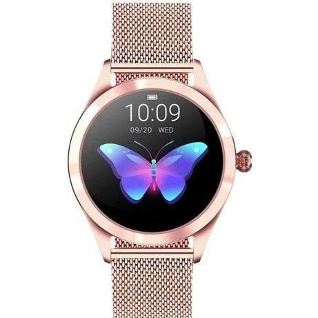 Smartwatch zegarek GINO Rossi Złoty