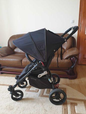 Прогулочная коляска Valco Baby Snap 4, два текстиля в комплекте