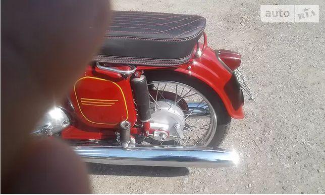 Jawa (ЯВА) 350 1969