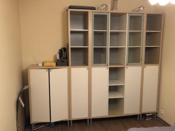 Biblioteczka, witryna, komoda IKEA