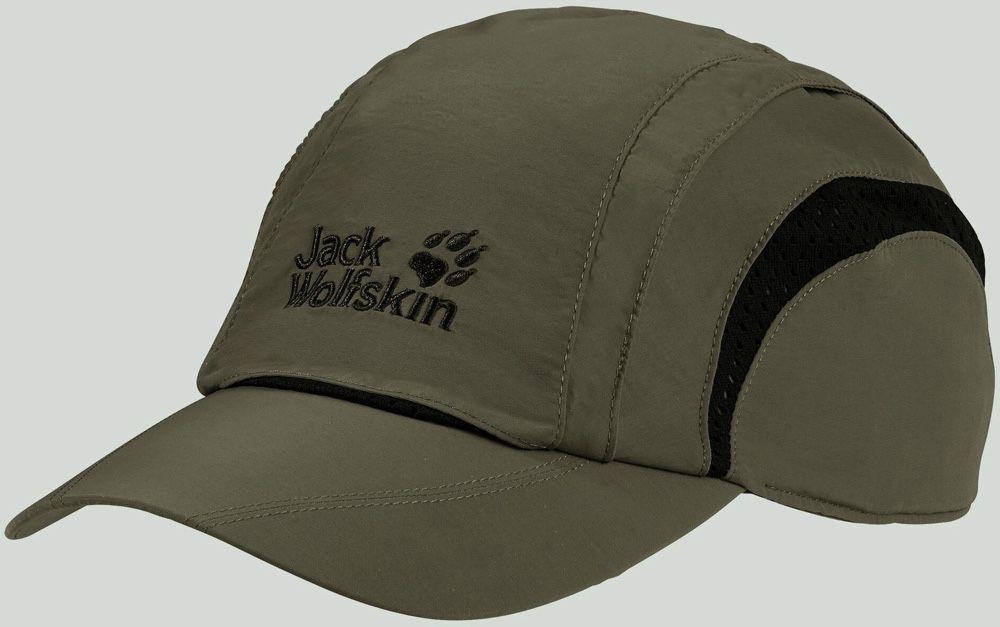 Jack Wolfskin кепка Vent Pro Cap бейсболка Диканька - изображение 1