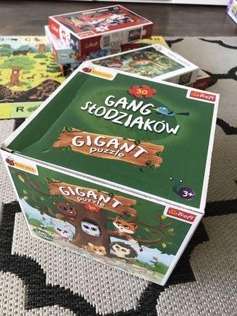 Puzzle Gang Słodziaków, 30 el. 3+