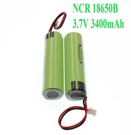 Bateria li-lon 18650/NCR18650B/ 3,7 V/ 3400 mAh/