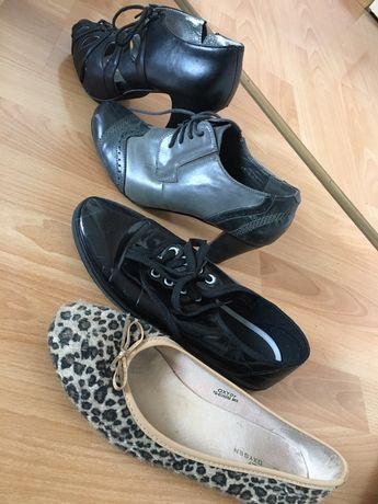 Zestaw butów, rozmiar 40