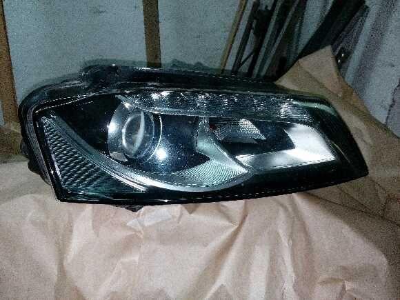 Audi A3 lampa przód