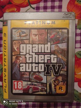 GTA 4 na konsolę PS3