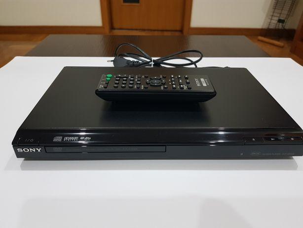 Leitor de CD/DVD - DVP-SR100