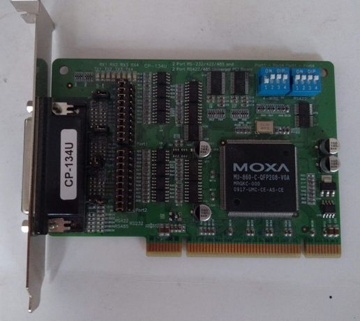 Moxa CP-134U