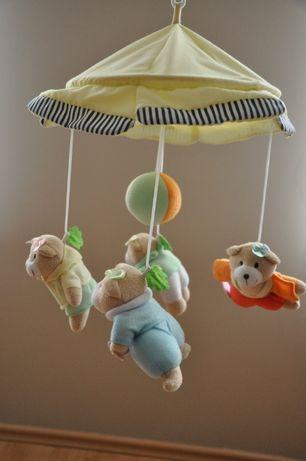 Canpol babies - karuzela z pozytywką