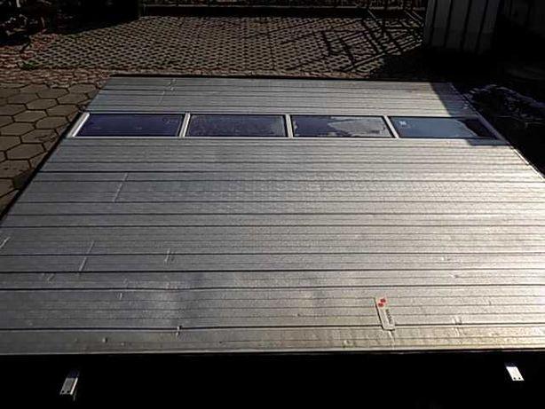 Brama garażowa , segmentowa, panelowa  405x402cm