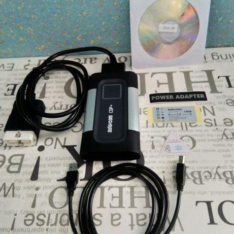 Автосканер V3.0 AutoCom cdp (Delphi 150e)автоком