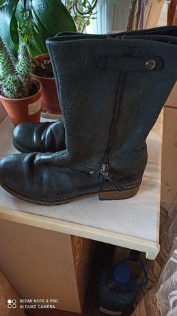 Осение ботинки для девочки