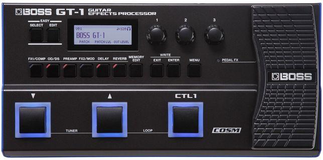 Boss GT 1 - multiefekt gitarowy