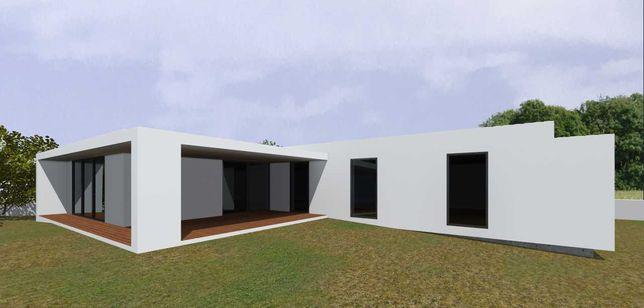Terreno de Construção com Licenciamento Aprovado pronto para Construir