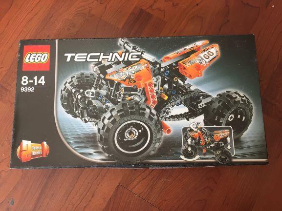 Lego Mota Lego Nova