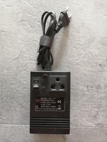 Konwerter 230 na 110V 200W