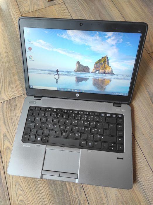 Laptop Hp ELITEBOOK 840 G2 i7 8 GB 1TB SSHD Wytrzyszczki - image 1