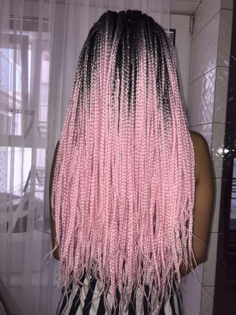 Плетение косичек, афрокосички, афроплетение