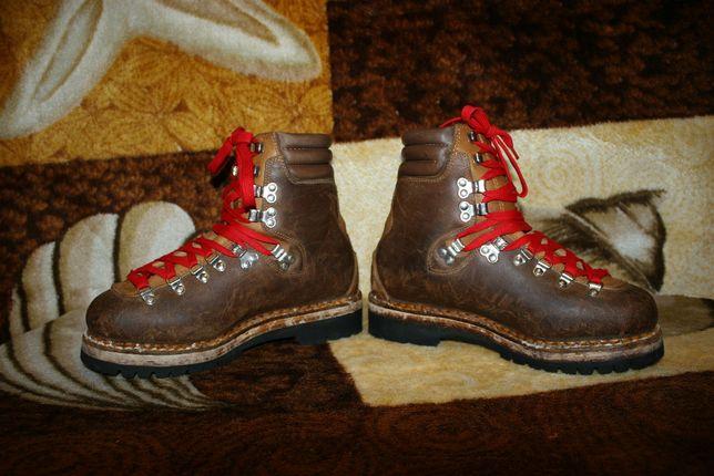 Классические кожаные горные ботинки HanWag