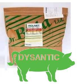 Dysantic - skuteczny w zwalczaniu biegunek u trzody! 25 kg, Wysyłka
