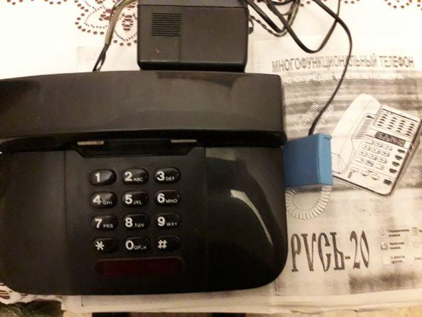 Продам многофункциональный телефон с определителем номера цена снидена