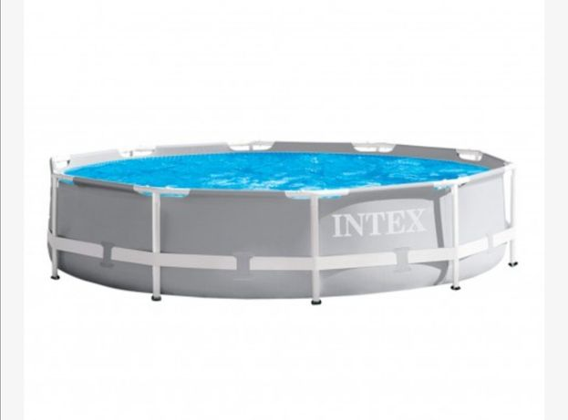 Vendo piscina intex 305x76