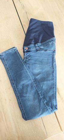 Jeansy ciążowe H&M 40