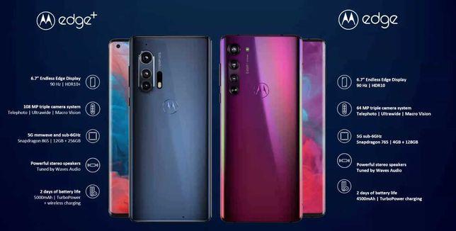 Motorola Edge 5G / Edge 5G Plus